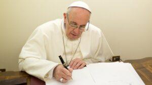 Papa institui o Ministério de Catequista
