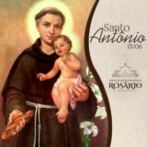 13 de junho: Santo Antônio