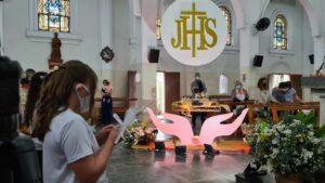 Primeira Eucaristia - Santuário - 2021