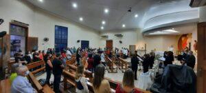 Festa da Padroeira da Sagrada Família 2021