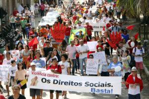 """7 de setembro: """"Grito dos Excluídos"""" será realizado em Vitória"""