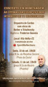 Concerto de Cordas em Vila Velha