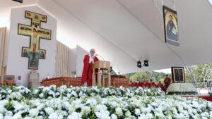 Papa: um cristianismo sem cruz é mundano e torna-se estéril