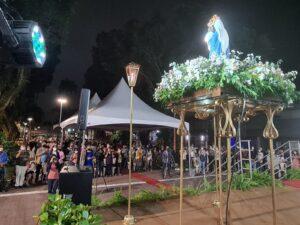3º dia do Tríduo de Nossa Senhora do Rosário - 2021