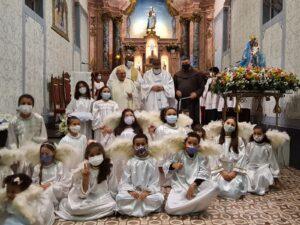 Solenidade de Nossa Senhora do Rosário - 2021