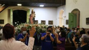 1º dia do Tríduo de Nossa Senhora do Rosário - 2021