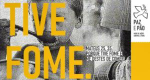 Paz e Pão! Ajude a campanha permanente contra fome